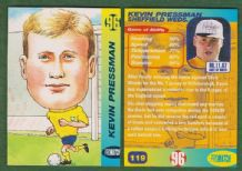 Sheffield Wednesday Kevin Pressman 119